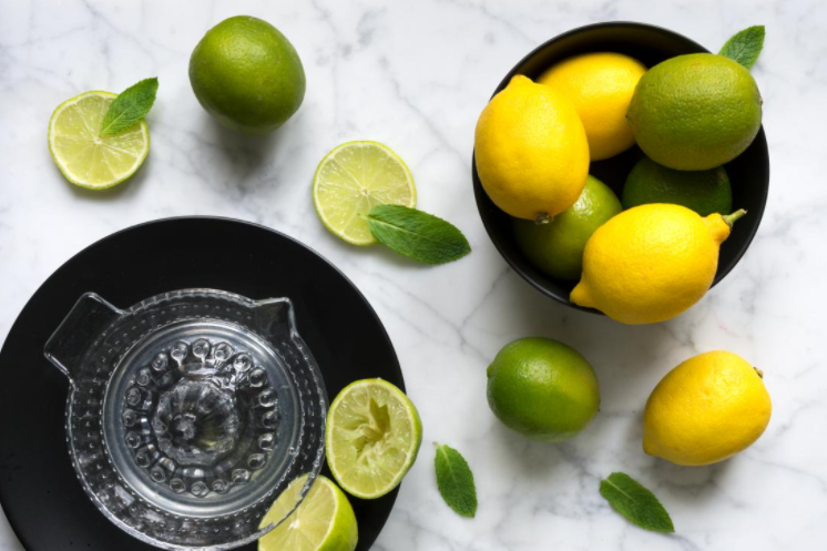 How Much Juice In One Lime Total Organic