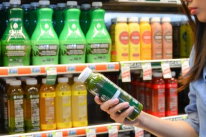 HPP organic vegetable juice