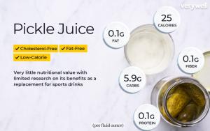 Benefits of Pickle Juice